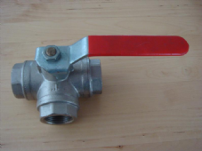 "Diverter 1"" Ball Valve Female BSP threads"